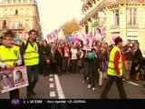 NON au mariage gay : 10000 personnes dans les rues (Toulouse)