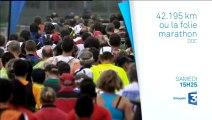 La folie Marathon - samedi 24.11 à 15h20