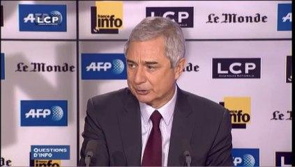 Questions d'info, Claude Bartolone