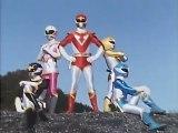 Choujin Sentai Jetman Series Finale - Kokoro Wa Tamago