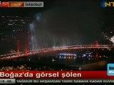 İstanbul Boğazında Cumhuriyet Bayramı Kutlamaları  CUMHURİYET BAYRAMI KUTLU OLSUN  HD