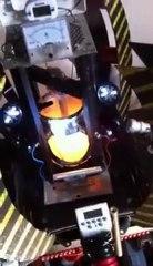 Un réacteur à Fusion froide fabriqué... à la maison.