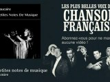 Cora Vaucaire - Trois petites notes de musique - Chanson française
