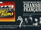 """Bourvil - La tactique du gendarme - From the Original Motion Picture Soundtrack ''Le roi Pandore"""""""
