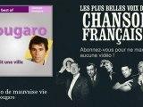 Claude Nougaro - Le piano de mauvaise vie - Chanson française