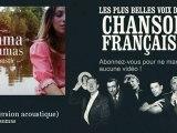 Emma Daumas - Elle - Version acoustique - Chanson française
