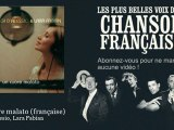 Gigi D'Alesio, Lara Fabian - Un cuore malato - française - Chanson française