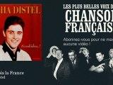 Sacha Distel - Trois fois la France - Chanson française