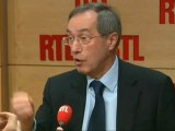 """Claude Guéant, ex-ministre UMP de l'Intérieur, sur RTL : """"Je ne crois pas que le président de l'UMP puisse être un président à part entière si son élection est entachée du moindre soupçon d'illégitimité"""""""