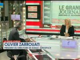 21/11 BFM : Le Grand Journal d'Hedwige Chevrillon - François Baroin et Olivier Zarrouati  4/4