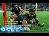 Rugby Tour Match Gloucester Rugby vs Sale Sharks 24 Nov