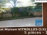 Vente - maison - VITROLLES (13127)  - 115m²