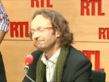 """Gilles Dawidowicz, président de la Commission de planétologie de la Société Astronomique de France, était l'invité de """"RTL Midi"""" jeudi"""