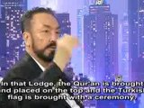 With Mr. Adnan Oktar being instrumental, the Qur'an and the Turkish flag has been placed in the Masonic Grand Lodge of Italy for the first time