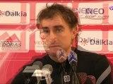 Laval - DFCO, Olivier Dall'Oglio, avant-match (L2, J15, 23/11/12)