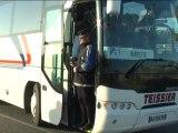 Contrôle d'alcoolémie pour les conducteurs de bus scolaires :