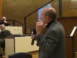 Gérard Collomb sur les déplacements et le service public de l'eau dans le Grand Lyon