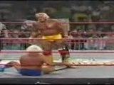 Hulk Hogan vs. Ric Flair - WCW Uncensored 2000 Part 1
