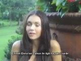 Nina Dobrev 2.Sezon Röportajı - Elena Yüzü, Katherine Yüzü