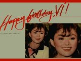 1984 Birthday Celebration of Vilma Santos
