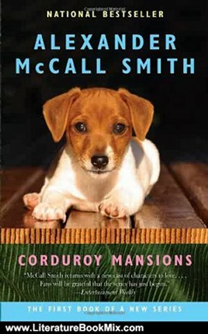 Literature Book Review: Corduroy Mansions: A Corduroy Mansions Novel (1) by Alexander McCall Smith