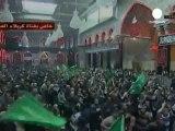 La Ashura congrega a cientos de miles de personas en Kerbala