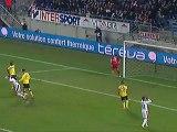 FC Sochaux-Montbéliard (FCSM) - OGC Nice (OGCN) Le résumé du match (14ème journée) - saison 2012/2013