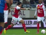 Stade de Reims (SdR) - Stade Brestois 29 (SB29) Le résumé du match (14ème journée) - saison 2012/2013