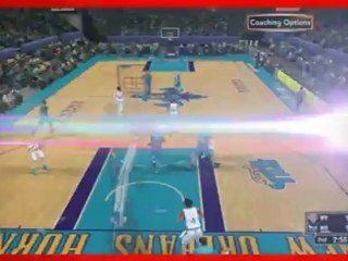 NBA 2K13 Wii U - trailer de lancement de NBA 2K13
