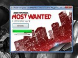 Need For Speed Most Wanted 2 Criterion Games Keygen and Crack [Free Download]