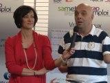 Emploi : Philippe Croizon partage son expérience