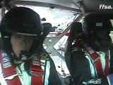 Rallye du Mont-Blanc - Embarquée Rouillard