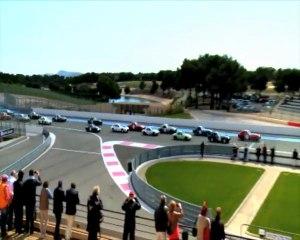 Passage du Tour Auto Optic 2000 au Circuit Paul Ricard 21 avril 2012