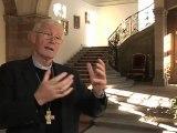 Message  de Mgr Grallet sur la Nouvelle Evangélisation