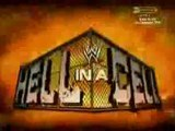 WWE Hell in a Cell 2009 Opening