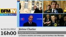 Présidence de l'UMP: revivez les moments forts du 23 novembre 2012