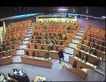 Discussion générale par Jean-François Pellissier sur l'égalité femmes-hommes lors de la plénière du 23 novembre 2012