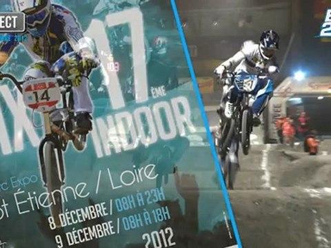 LIVE 17e BMX INDOOR ST-ETIENNE // TROPHEE DES NATIONS