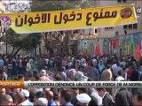 Egypte: Mohamed Morsi provoque la colère