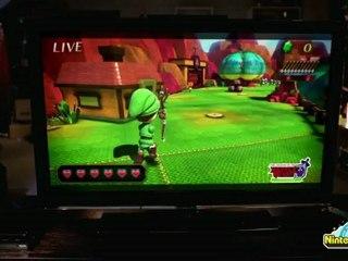 Nintendo Land - Zelda Battle Quest Shooting SpotTV de Nintendo Land