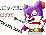 Interview Moggy (Moggy Aspi Show) Partie 1