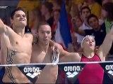 finale relais 4x50m 4 nages (Mixte) (ChE pb 2012)