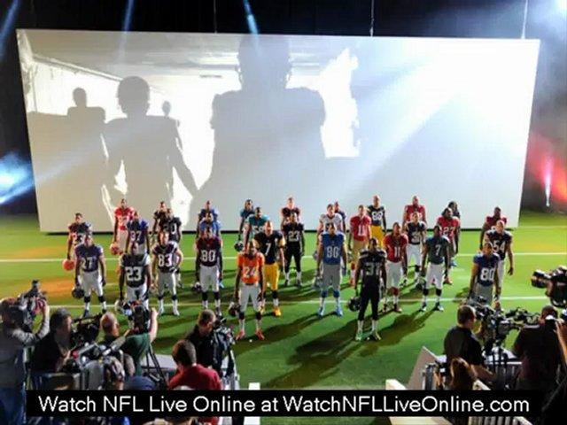 watch NFL 2012 football online