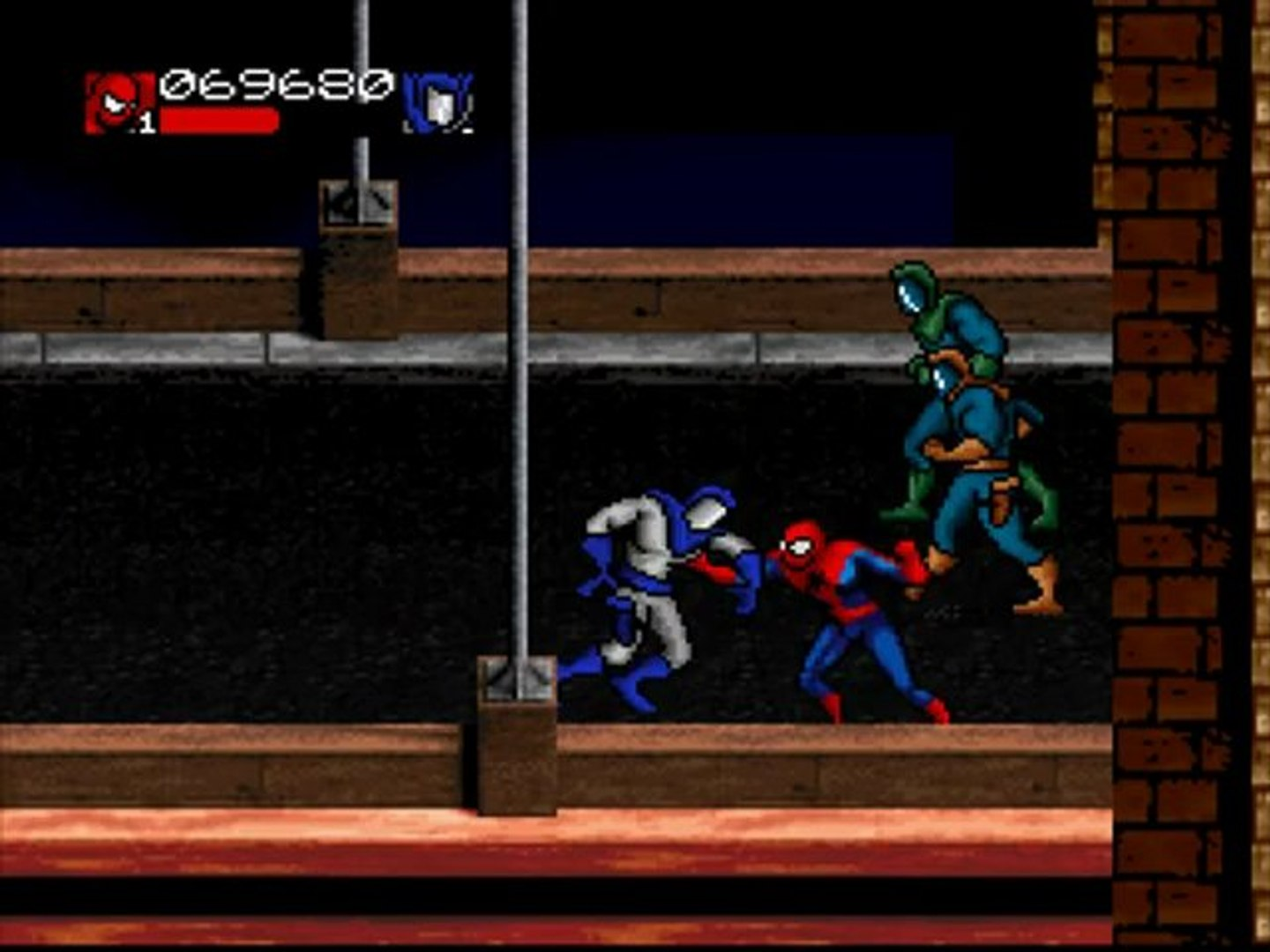 Spider Man Venom Separation Anxiety Snes Hd Gameplay Commentary Video Dailymotion
