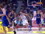Week 7 bwin coMVPs: Rudy Fernandez, Real Madrid and Ante Tomic, FC Barcelona Regal