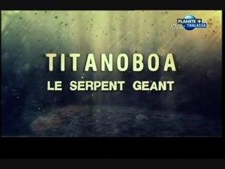 Titanoboa, Monster Snake (Partie 1)