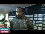 PSG-TROYES 4-0. Blaise Matuidi dit « merci à Ibra »