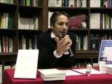 Xavier Pavie à la Librairie Guillaume Budé - Partie 1, conférence