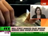 Cruel Contrast: Wall St. record profits amid jobs crisis
