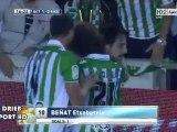 هدف مباراة ريال بيتيس 1 - 0  ريال مدريد - تعليق حفيظ دراجي